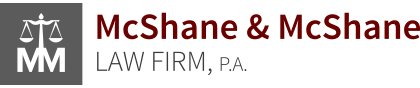 McShane & McShane Law Firm, P.A. Header Logo